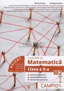 Culegere de matematica