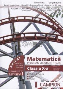 Matematica. Clasa a X-a