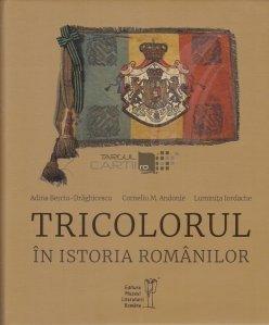 Tricolorul in istoria romanilor