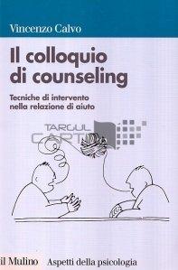 Il colloquio di counseling / Interviul de consiliere