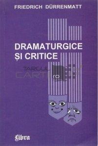 Dramaturgice si critice