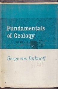 Fundamentals of Geology / Bazele geologiei