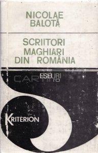 Scriitori maghiari din Romania