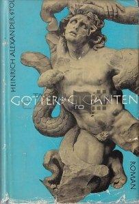 Gotter und Giganten / Zei si uriasi. Romanul Altarului din Pergamon
