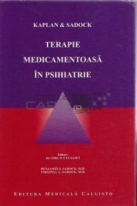 Terapie medicamentoasa in psihiatrie