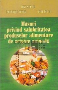 Masuri privind salubritatea produselor alimentare de origine animala