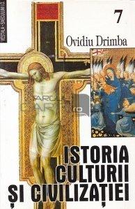 Istoria culturii si civilizatiei