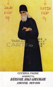 Batranul Hagi-Gheorghe Athonitul