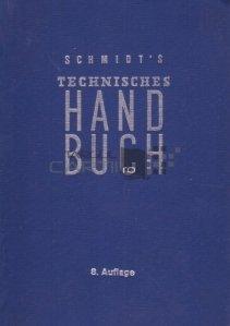 Schmid's Technisches Handbuch / Manual tehnic