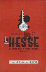 Herm. A. Hesse bauschulen 2952 weener (ems)