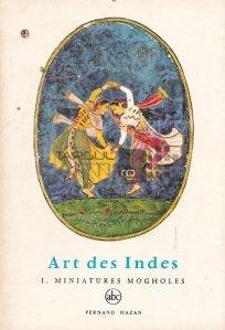 Art des Indes / Arta Indiei;  Miniaturi de Himalaya