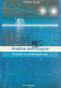 Analize psihologice