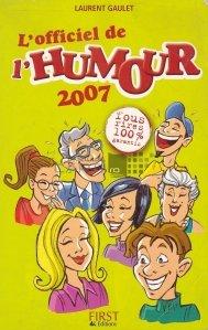 L'officiel de l'humor 2007