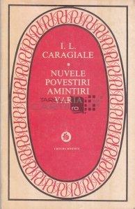 Nuvele / Povestiri / Amintiri / Varia