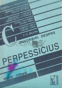 Convorbiri despre Perpessicius