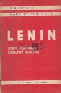 Depre democratia socialista sovietica