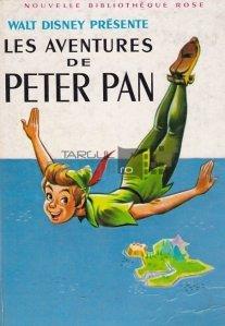Les aventures de Peter Pan / Aventurile lui Peter Pan