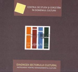 Diagnoza sectorului cultural. Instrument pentru managementul culturii