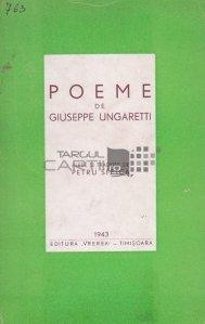 Poeme de Giuseppe Ungaretti