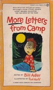 More letters from camp / Mai multe scrisori din tabără