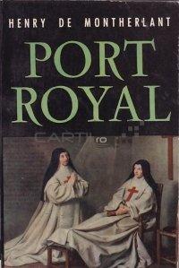 Port royal / Portul Regal. Note de teatru