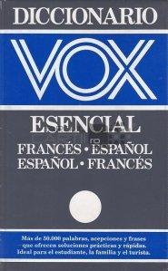 Diccionario esecnial / Dicționar esențial