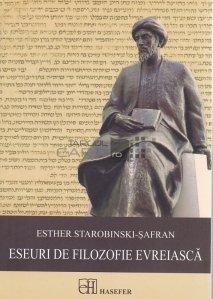 Eseuri de filozofie evreiasca