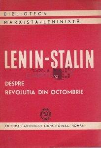 Despre revolutia din octombrie