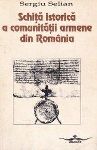 Schita istorica a comunitatii armene din Romania