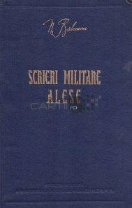 Scrieri militare alese