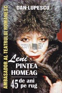 Leni Pintea Homag. 45 de ani pe rug