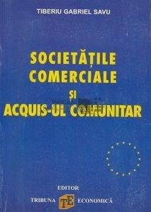 Societatile comerciale si acquis-ul comunitar
