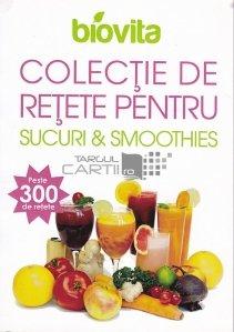 Colectie de retete pentru sucuri&smoothies