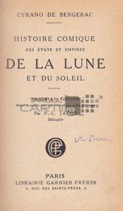 Histoire de la comique de la lune et du soleil / Istoricul comic al lunii și al soarelui