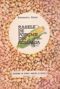 Rasele de porumb din Romania