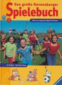 Das grobe Ravensburger Spielebuch