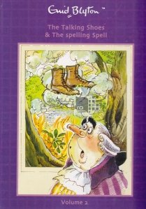 The Talking Shoes & The Spelling Spell