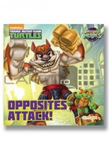 Half-Shell Heroes Opposites Attack!