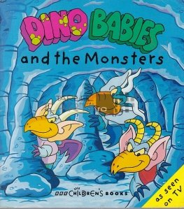 DinoBabies and the Monsters