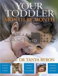 Your Toddler Month by Month