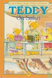 Teddy on Safari