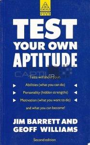 Test Your Own Aptitude