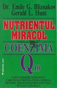 Nutrientul miracol Coenzima Q10