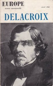 Europe. Avril 1963, n. 408. Delacroix