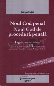 Noul Cod penal. Noul Cod de procedura penala