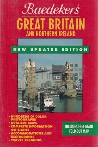 Baedeker's Great Britain and Northern Ireland