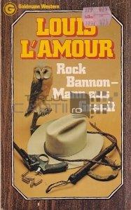 Rock bannon-mann aus granit