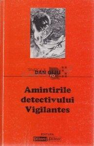 Amintirile detectivului Vigilantes