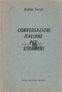 Conversazioni italiane per stranieri