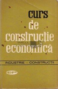 Curs de constructie economica